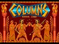 Mega Drive Longplay [367] Columns