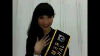 Finalis Remaja Ceria Jakarta Pusat 2012 - Artika Fastinal Rustam