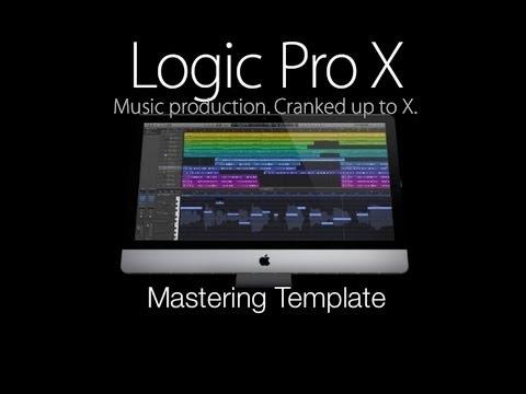 Logic Mastering Template - YouTube