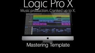Logic Mastering Template