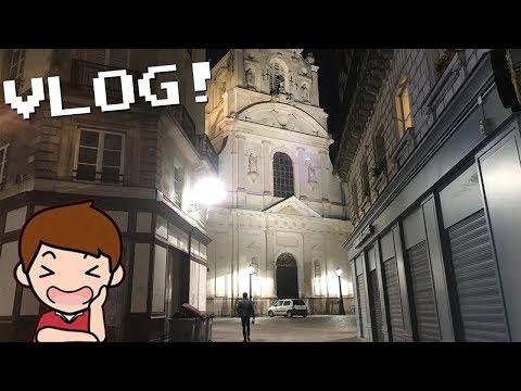 Nantes, France Trip - September 2017