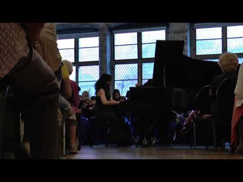 Josephine Koh plays Saint Saens Piano Concerto No. 2, Op. 22 in G minor, (3rd movt)