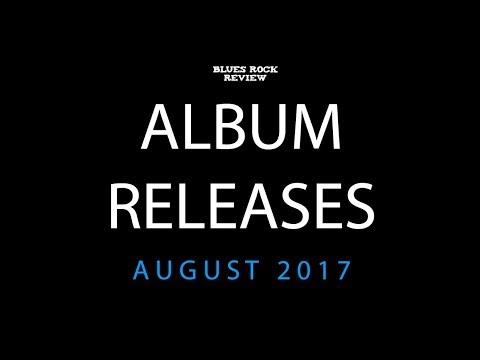 Album Releases: August 2017