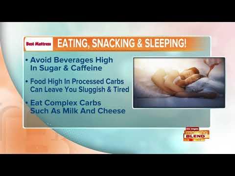 Sleep Tip: Eating, Snacking, And Sleeping