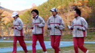 2003年 29分 元オリンピック選手である荻原次晴のナビゲートで、野球、...