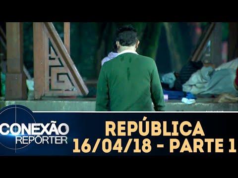 República: Os Segregados Da Escuridão - Parte 1   Conexão Repórter (16/04/18)