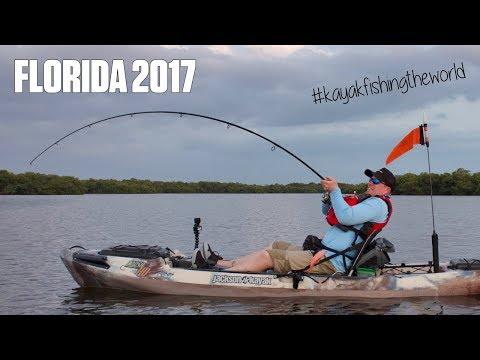 Florida 2017 - Kayak Fishing (Waterway Safari, Matlacha)