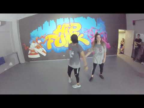 Luciano Alonso HIP FUNK (Girlfriend - bow wow & omarion)