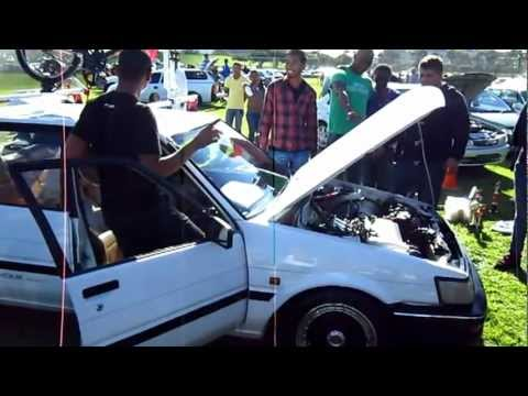 Toyota Corolla For Sale >> 198* Toyota Corolla with 4AGE Twincam 20 Valve conversion Cut Out - YouTube