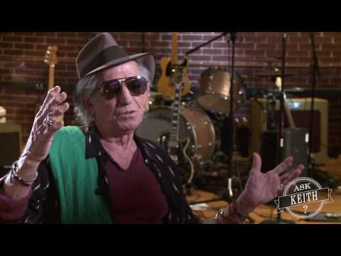 Ask Keith Richards: What
