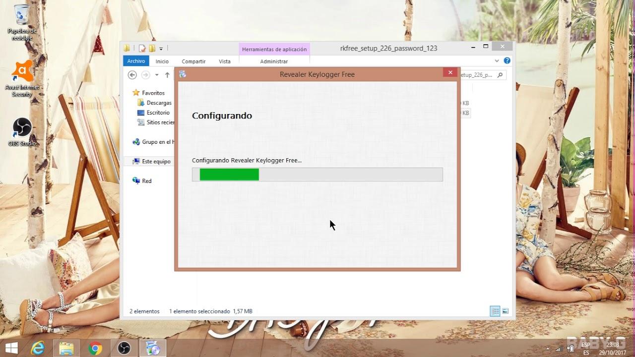 reubesubs - Descargar revealer keylogger pro edition con serial