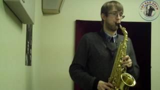 Yanagisawa Saxophone Comparison: Brass (AWO10) vs Bronze (AWO20)