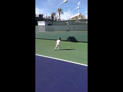 Kids Day at the Indian Wells Tennis Garden