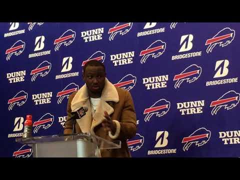 Buffalo Bills Week 14: vs. Indianapolis Colts - LeSean McCoy (12/10/17)