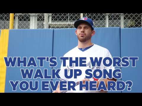 Toronto Blue Jays tell us their worst walk up songs