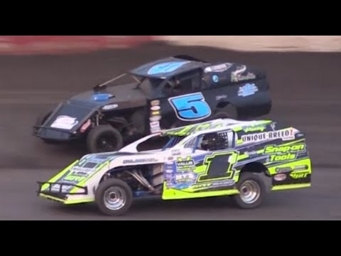 HEAT RACES: Tulare Thunderbowl Raceway Dirt Nationals 2016