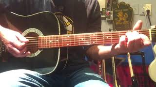 Guitar Lesson Alice In Chains Am I Inside