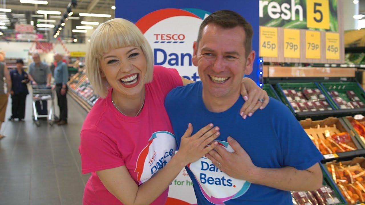 Tesco Dance Beats Regional Tour | Tesco