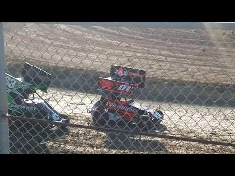 Plaza Park Raceway KOFC Rd7 6/8/18 Hot Laps-Ty