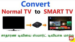 Cubetek CB4KTX2 Android TV Box Unboxing and Review  My Tech Tamil Rameez
