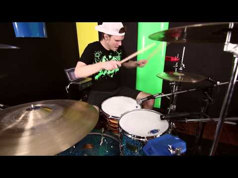 Phil J - Gang of Rhythm - Walk Off The Earth - Drum Remix Cover
