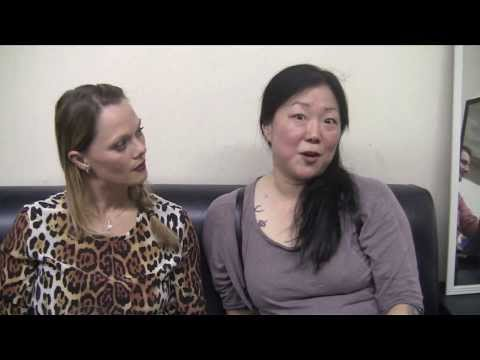 Margaret Cho's MOTHER Tour update from Sacramento with Kate Levering