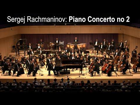 Rachmaninoff - Piano Concerto No. 2, Op. 18 (Live) (Leonardo Colafelice)