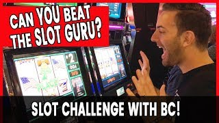 🥊 A CHALLENGE: Can YOU Beat The Slot Guru? 🐼 Panda Magic Action