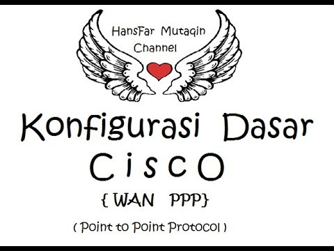 Lab 47 - WAN PPP (Point to Point Protocol)