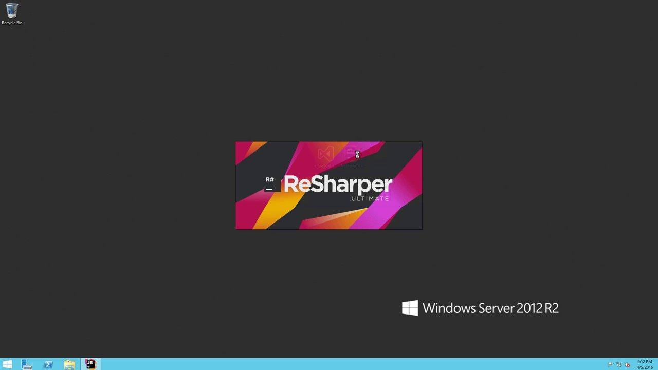 How to install Resharper C++ on VS2015