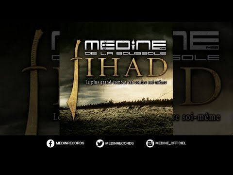 Médine - Médine (Official Lyric Video)