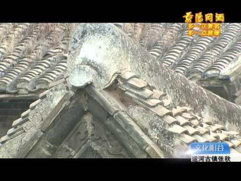 京杭大运河 山东阳谷 张秋古镇