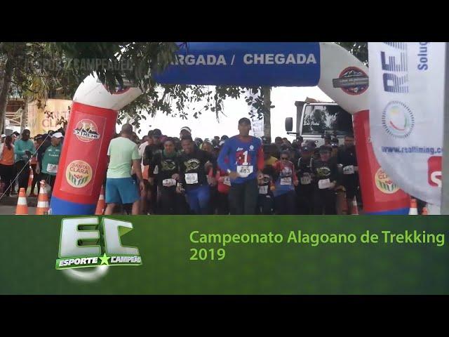 Campeonato Alagoano de Trekking 2019
