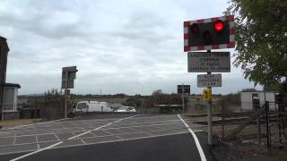 Wadborough North Level Crossing