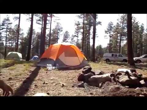 Dispersed Camping North of Sedona - Coconino National Forest