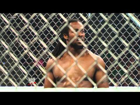 WWE Monday Night Raw En Espanol - Monday, June 11, 2012