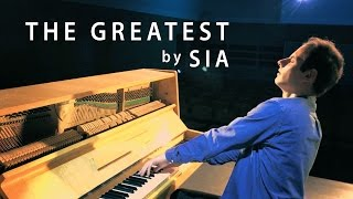 Sia The Greatest Piano Cover - Peter Bence.mp3