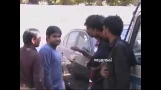 Gouds attack on Jabardasth commedy actor venu