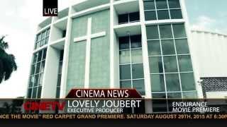 LOVELY JOUBERT INTERVIEW (ENDURANCE THE MOVIE)
