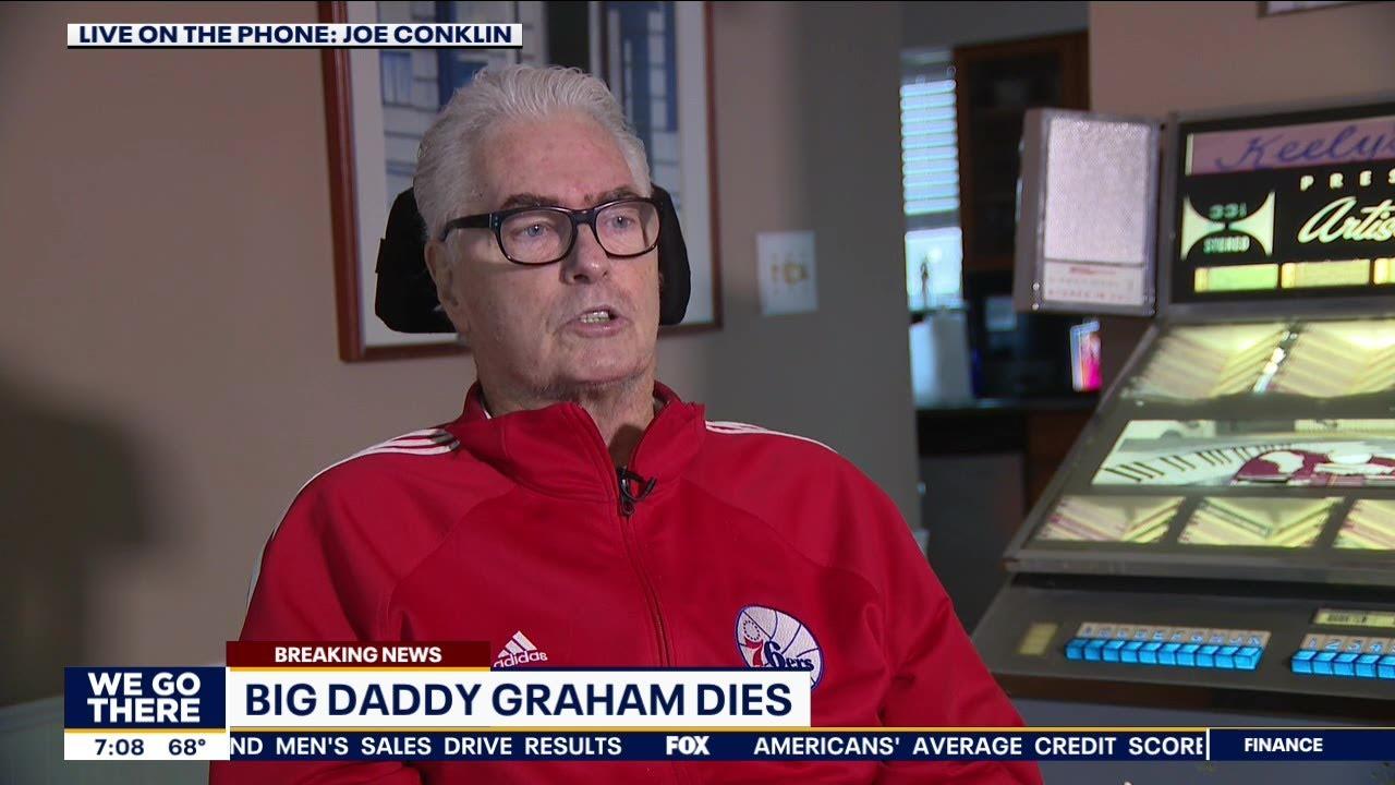 Philly Comic, Radio Host Big Daddy Graham Dies