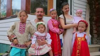 Александр Ларин о сотворении и воспитании детей поселок Возрождение фестиваль Восхождение