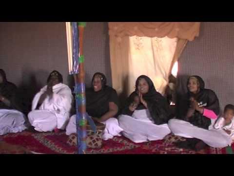 Saharawi music field recordings, refugee camps (SW Algeria) Feb 2012