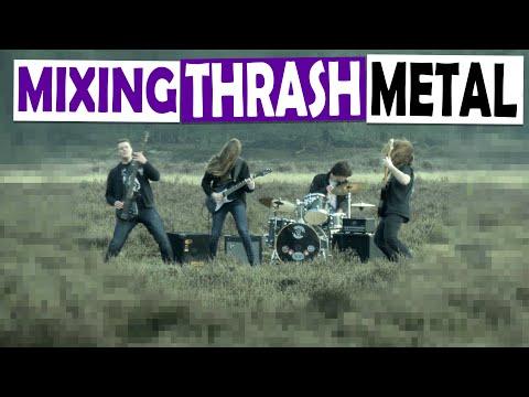Mixing Thrash Metal