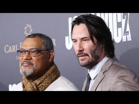 EXCLUSIVE: Keanu Reeves and Laurence Fishburne on How 'The Matrix' Reunion Happened in 'John Wick…