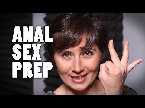 Anal Sex Prep