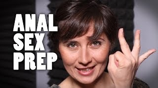 Repeat youtube video Anal Sex Prep