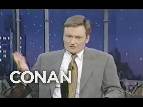 Most Awkward Conan  Of All Time