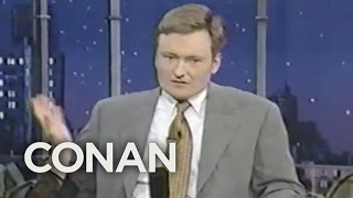 Most Awkward Conan Interview Of All Time