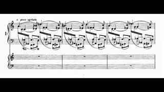 Medtner - Piano Concerto No. 1 Op. 33 (Gillham)