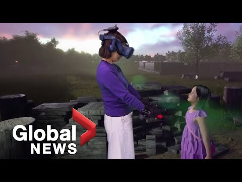 """Virtual Reality """"reunites"""" Mother With Dead Daughter In South Korean Doc"""